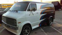 Dodge Van, Chevy Van, Gmc Vans, Old School Vans, Vanz, Day Van, Cool Vans, Vintage Vans, Custom Vans