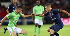 Pour le retour de la Ligue1 après la trêve internationale, le PSG…