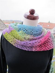 Free Pattern: vischilover's Different Breeze. For pattern go to 'About this Pattern' on right for link.