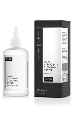 NIOD Low Viscosity Cleaning Ester, Beauty and the Boutique