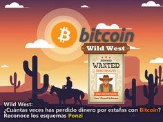 Wild West: ¿Cuántas veces has perdido dinero por estafas con Bitcoin? Reconoce los esquemas Ponzi   EspacioBit - https://espaciobit.com.ve/main/2017/03/16/wild-west-cuantas-veces-has-perdido-dinero-por-estafas-con-bitcoin-reconoce-los-esquemas-ponzi/ #Bitcoin #Ponzi #PonziScheme #Altcoin #Facebook #Telegram #Scam #Estafas