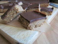 Lorraine Pascale's Peanut Butter Squares