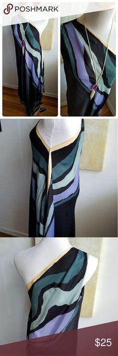 Rachel Roy size M dress one shoulder Rachel Roy size M dress.  Asymmetrical  One shoulder RACHEL Rachel Roy Dresses Asymmetrical