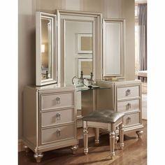Diva 8 Piece Queen Bedroom Set | Bedrooms, Dream bedroom and ...