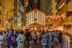 https://flic.kr/p/W9KUnj | Gion Matsuri 2017: YoiYoiYoiYama in Kyoto City! | Kikusui Hoko (菊水鉾) during yoiyoiyoiyama (宵々々山) Gion Matsuri (祇園祭り) in Kyoto City.