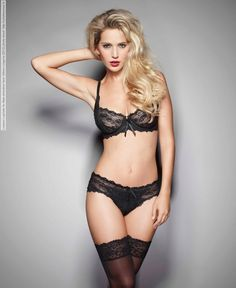 Luisana Lopilato for New collection from Ultimo Lingerie (2012) photo shoot