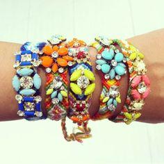 The modern friendship bracelet.