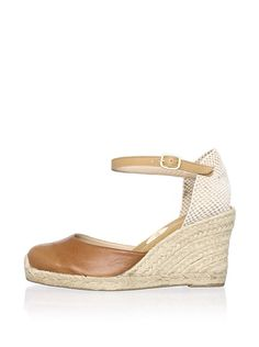 RAS Women's Closed-Toe Espadrille at MYHABIT