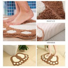 PREMIUM QUALITY: We work closely with our dedicated manufacturers to ensure we provide the best possible product before we put it on the market. MATERIAL: Our bath mats are made with a special combination of chenille fabric and high-quality foam which makes them highly absorbent. The chenille noodles also feel fantastic on your feet. Our mats look fantastic in your bathroom and are great for keeping your floors dry. Bathroom Mat Sets, Bathroom Color Schemes, Feel Fantastic, Bath Or Shower, Chenille Fabric, Bath Mats, Bathroom Flooring, Laundry Room, Noodles