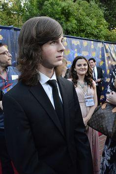 Chandler Riggs. Saturn Awards 2016