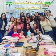 @southfloridaplannerbabes January Meet Up! #southfloridaplannerbabes So much love for these incredible girls! This is our 5th Meet Up and again... Complete Success!  Always the best time with you girls!!!   #planners #plannergeek #plannerlove #plannernerd #planneraddict #planneraddicts #plannernerds #plannersisters #plannerfriends #plumplanner  #erincondren #kikkiklove #kikkik #happyplanner #filofax #katespadeplanner #plannercommunity #midori #erincondrenlifeplanner #plannergirl…
