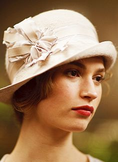 I'm going to do exactly what I like. Rose, Downton Abbey