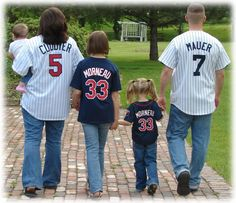 favorite sports team Family pic