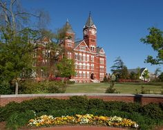 Beautiful Samford Hall
