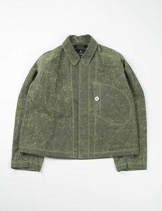 Nigel Cabourn Army WW2 Japanese Shirt Jacket