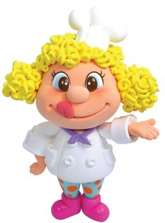 The Jumping Chef...What will you make with the best modelling clay in the world?