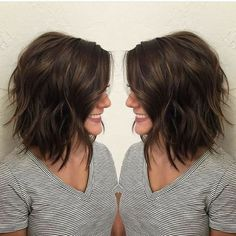 60 chocolate brown hair color ideas for brunettes brown highlights 23 best bob haircuts for thick hair 2018 2019 solutioingenieria Images