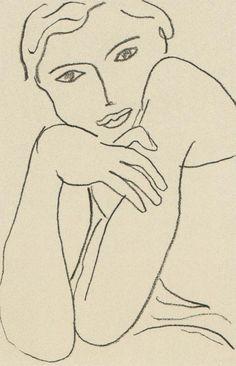 Henri Matisse (French, 1869–1954).