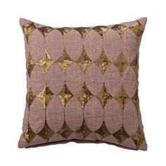 Bring sophisticated style to your home with this Harlequin Cushion Cover from Day Birger et Mikkelsen (please note, cushion pad not included but available separately). Soft linen forms its surface and
