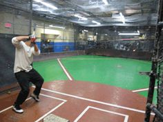batting cages more