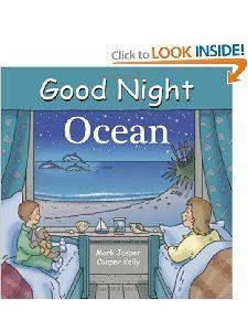 Good Night Ocean by Mark Jasper, Cooper Kelly