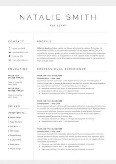 Resume Template Resume Template Word Modern Resume Template Professional Resume CV Template Resume Cover Letter Clean Modern Resume - Resume Template Ideas of Resume Template - Resume Template 4 page CV Template Cover Letter for MS Resume Cover Letter Template, Modern Resume Template, Cv Template, Letter Templates, Resume Templates, Templates Free, Blogger Templates, Best Resume, Resume Tips