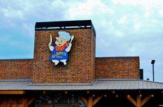 Slope's Barbecue ~ Cumming, Georgia