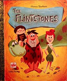 The Flintstones, Hanna-Barbera's, #450, A Little Golden Book: Mel Crawford: Amazon.com: Books