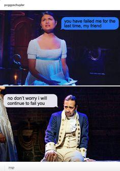 #hamilton #elizadeservedbetter eliza schuyler Alexander Hamilton