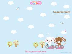 Sugarbunnies (Sanrio) Wallpaper