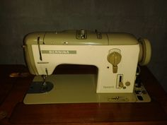 Bernina 740 favorit mechanical sewing machine