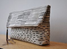 love this clutch & everything they make @bookhouathome on etsy