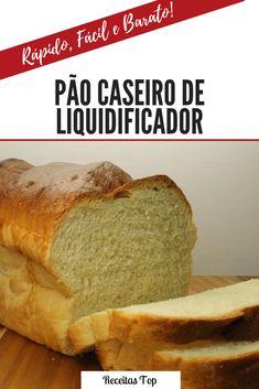 Bread Recipes, Banana Bread, Muffins, Gluten, Homemade, Cooking, Milk Bread Recipe, Sponge Cake Recipes, Quick Recipes