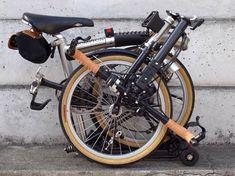 BROMPTON CRUSOE GT by KIRIMARCOS : kirimax!blog