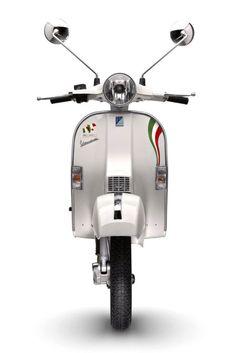 NEW VESPA PX 125 Anniversario Unità d'Italia - SPECIAL EDITION