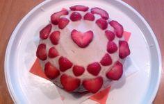 Met de Heel Gezonde (Cup-)Cakemix maak je in een handomdraai ook de lekkerste taarten! Bijvoorbeeld deze overheerlijke Pinkstertaart... Het recept staat nu op de blog op www.heelgezondemama.nl