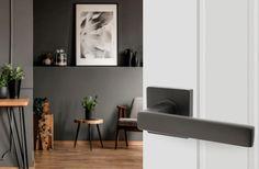 NIEUW: Antraciet grijs! Deze gave nieuwe kleur deurkrukken kunnen niets anders dan een trend worden. Nu al verkrijgbaar in onze shop!