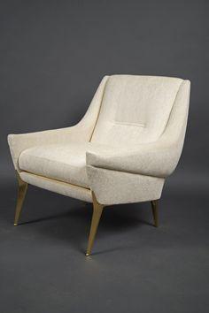 Charles Ramos - Armchair by Charles Ramos, France, 1960s