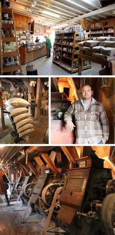 {Meet} Mike Mathews – The Arva Flour MIll » Ruralist