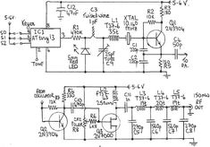 Voltage Controlled Oscillator (VCO) Using 555 Timer IC The