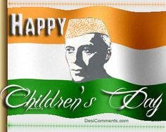 Prime Minister Pandit Jawahar Lal Nehru children latest quotes wishes for children. huge collection of Jawaharlal Childrens day inspirational quotes greetings..