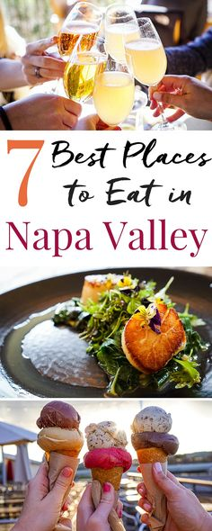 e24a1c45051 7 Best Places to Eat in Napa Valley via  sugarandsoulco Sonoma Restaurants