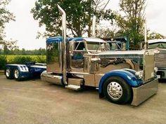 Peterbilt custom 359 EX
