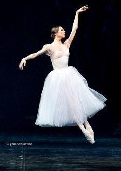 """Svetlana Zakharova as Giselle # """"Giselle"""" at Bolshoi Ballet # photographer Gene Schiavone"""