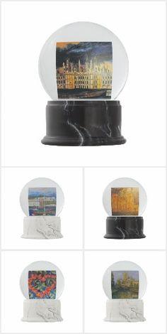 Snow Globes & Heart Globes