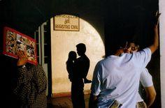Alex Webb - Nuevo Laredo, 1996
