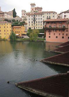 Bassano del Grappa ( Vicenza ) Veneto, Italy