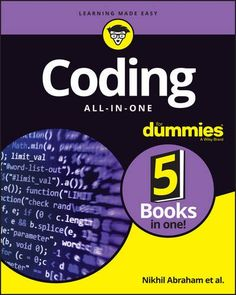 Coding All-in-One For Dummies (For Dummies (Computer/Tech... https://www.amazon.co.uk/dp/1119363020/ref=cm_sw_r_pi_dp_x_-SEJybVCM7HHV