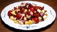 Blond Kitchen: Salaatti savustetusta fetasta