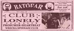 07.05.2012 @ CLUB LONELY w/ HEARTBEAT & PROSUMER